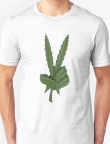 Peace Leaf Unisex T-Shirt