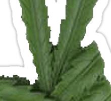 Peace Leaf Sticker