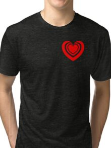 Radiant Heart Tri-blend T-Shirt