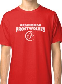 Orgrimmar Frostwolves Sports Classic T-Shirt