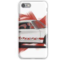 Porsche 911 Carrera iPhone Case/Skin