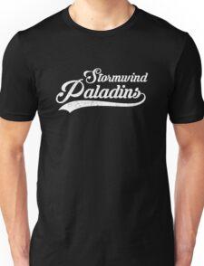 Stormwind Paladins Sports Unisex T-Shirt