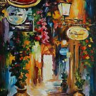 VIBRATIONS OF THE TIME - LEONID AFREMOV by Leonid  Afremov