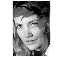 Her Eyes Brighten My World Poster