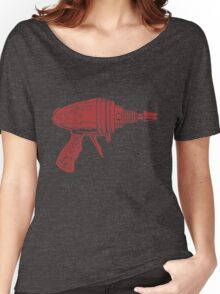 Sheldon Cooper's Ray Gun Women's Relaxed Fit T-Shirt