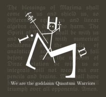 The Quantum Warriors by Gagis