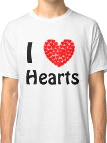 I <3 Hearts Classic T-Shirt