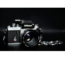 Nikon F2s Photographic Print