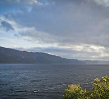 The Scottish Highlands No.14 - Loch Ness by Chris Cardwell