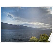 The Scottish Highlands No.14 - Loch Ness Poster
