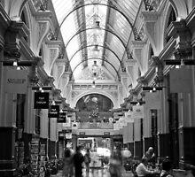 Block Arcade - Melbourne by pbclarke