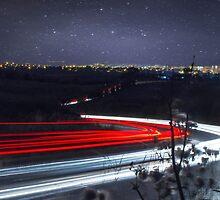 Light Trails by Tek-Photography