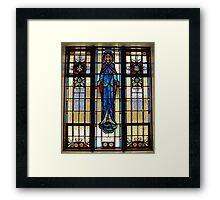 Mary. Framed Print