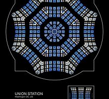 UNION STATION, WASHINGTON DC by PhotoIMAGINED