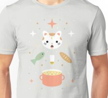 Star Kitten's Lunch  Unisex T-Shirt