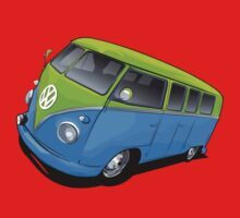 Volkswagen Camper Kids Clothes