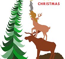 Christmas Card 2011 by Bronya