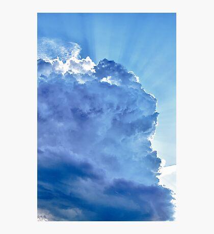 Cloud Photographic Print