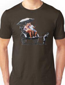 Banksy - Rickshaw T-Shirt