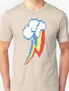 8-Bit Rainbow Dash Cutie Mark T-Shirt