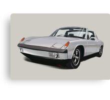 Porsche 914 Canvas Print