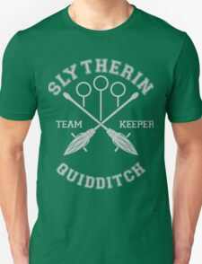 Slytherin - Team Keeper T-Shirt
