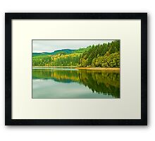 Autumn At Foster Framed Print