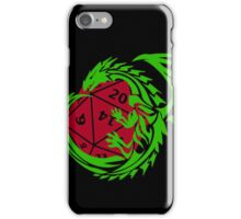 Dungeons and Dragons - Custom Colors Available! iPhone Case/Skin
