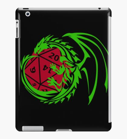 Dungeons and Dragons - Custom Colors Available! iPad Case/Skin
