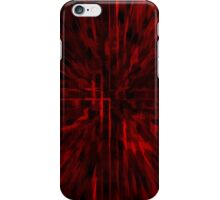 Red for iPhone iPhone Case/Skin