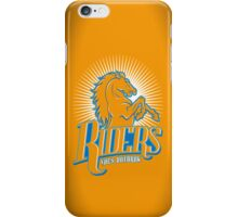 Go Riders! - Sticker iPhone Case/Skin