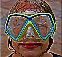Pool Alien by Chet  King