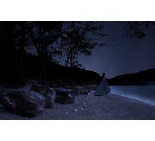 Magic Night Photographic Print