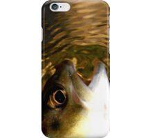 """Ripple Brown"" iPhone case iPhone Case/Skin"
