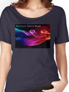 Electronic Dance Music Women's Relaxed Fit T-Shirt