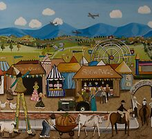The Hawkesbury Show by Lizzy Newcomb