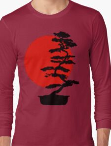 Go Bonsai Now Long Sleeve T-Shirt