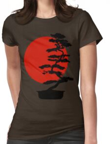 Go Bonsai Now Womens Fitted T-Shirt