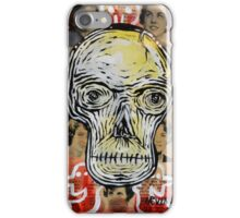 Skull Man iPhone Case/Skin