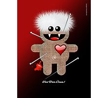 VOODOO LOVE Photographic Print