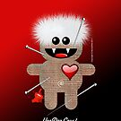 VOODOO LOVE by peter chebatte