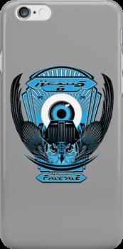 Nexus 6 Replicant Pale Ale by buzatron