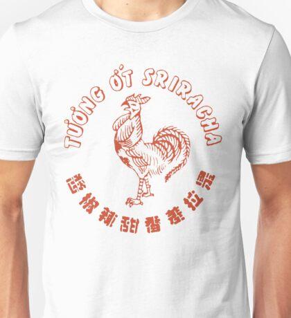 Sriracha. I put it on everything Unisex T-Shirt