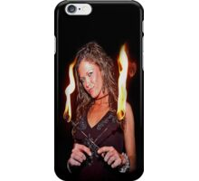 Kristi (Fire Girls) I Phone Cover iPhone Case/Skin