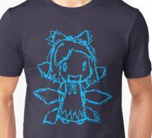 Touhou - Cirno Sketch Unisex T-Shirt