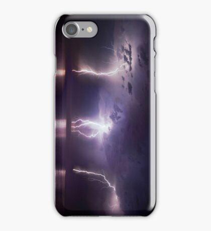 Purple Strike iPhone Case/Skin