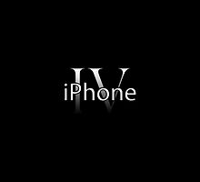 """iPhone IV"" by ajf89"
