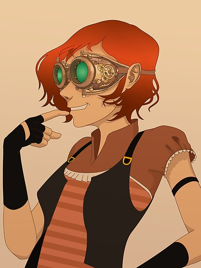 Steampunk I by emxacloud