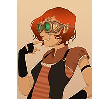 Steampunk I Photographic Print