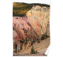 Grand Canyon of Yellowstone IV Poster